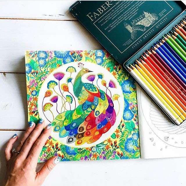 album da colorare