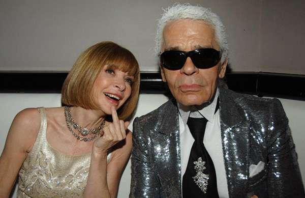 Karl Lagerfeld Vogue