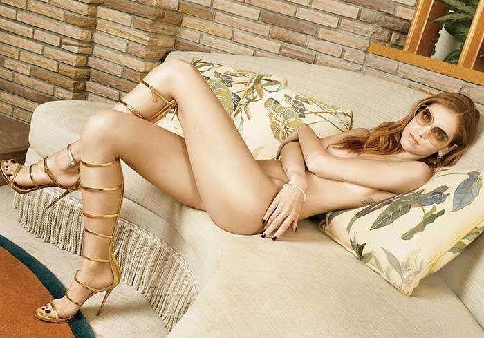 Chiara Ferragni nuda