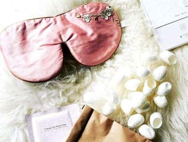 mascherine holistic silk