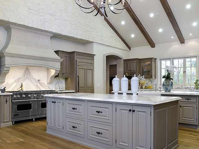 cucina di casa Kardashian