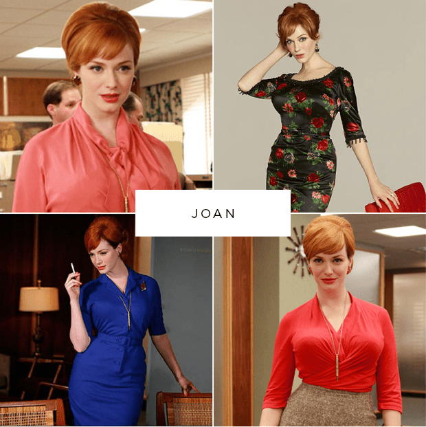 Joan di Mad Men