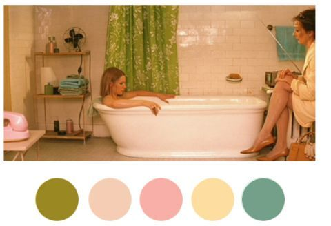 palette wes anderson