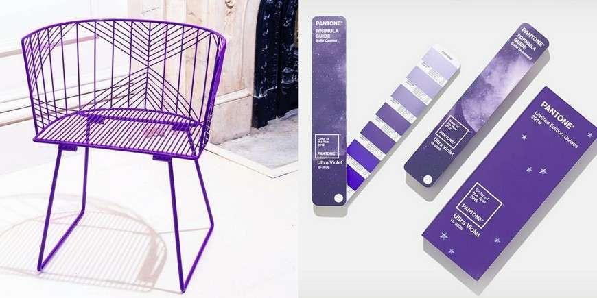 Pantone 2018 Ultra Violet