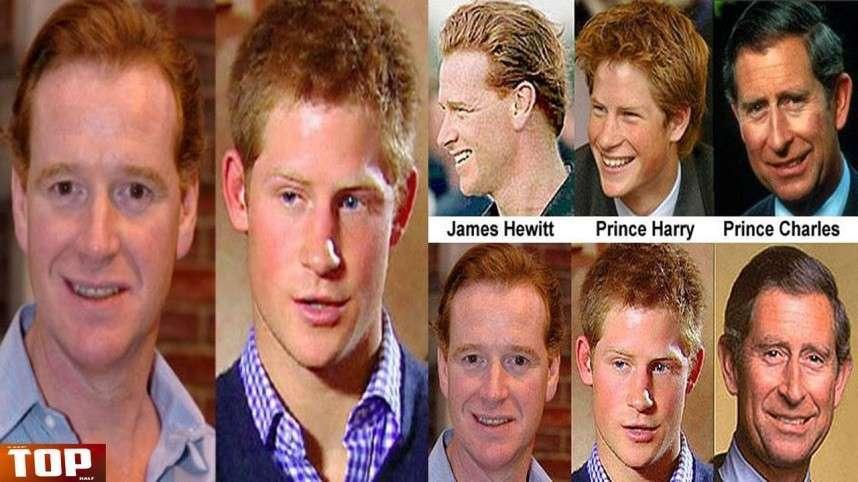 principe Harry figlio di Carlo