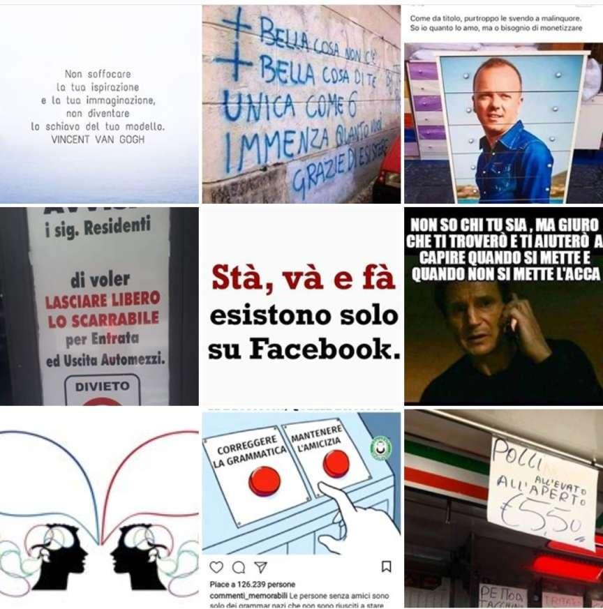 profili alternativi da seguire su Instagram