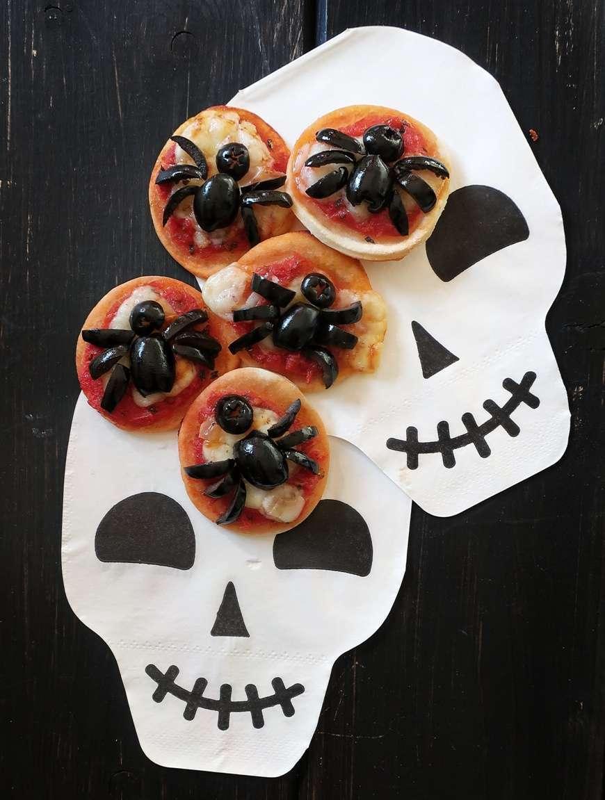 ricette facili per halloween