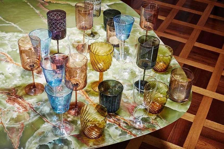 bicchieri di zara home