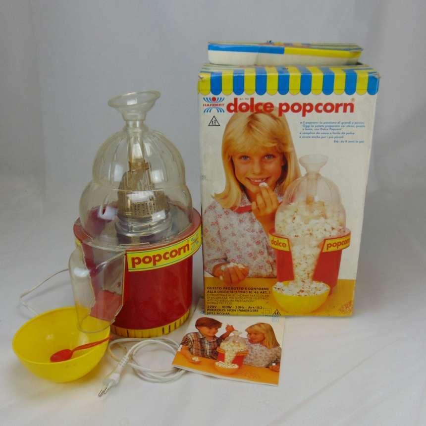 dolce popcorn harbert