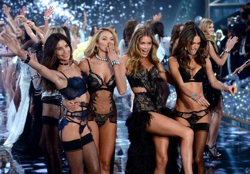 Gli angeli di Victoria's Secret | Vita su Marte