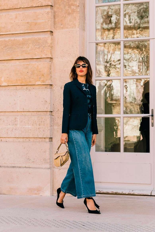 jeans che vanno di moda adesso