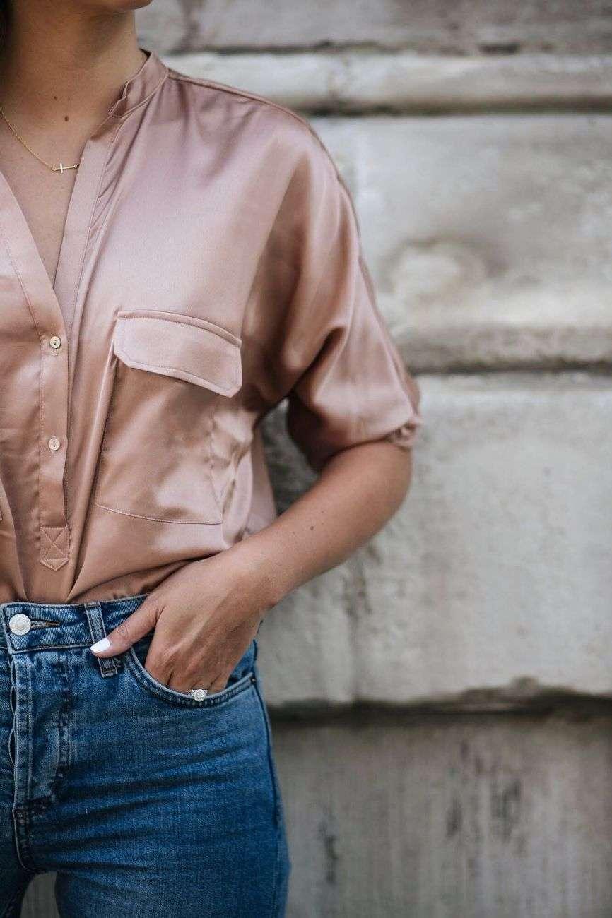 la camicia è sexy