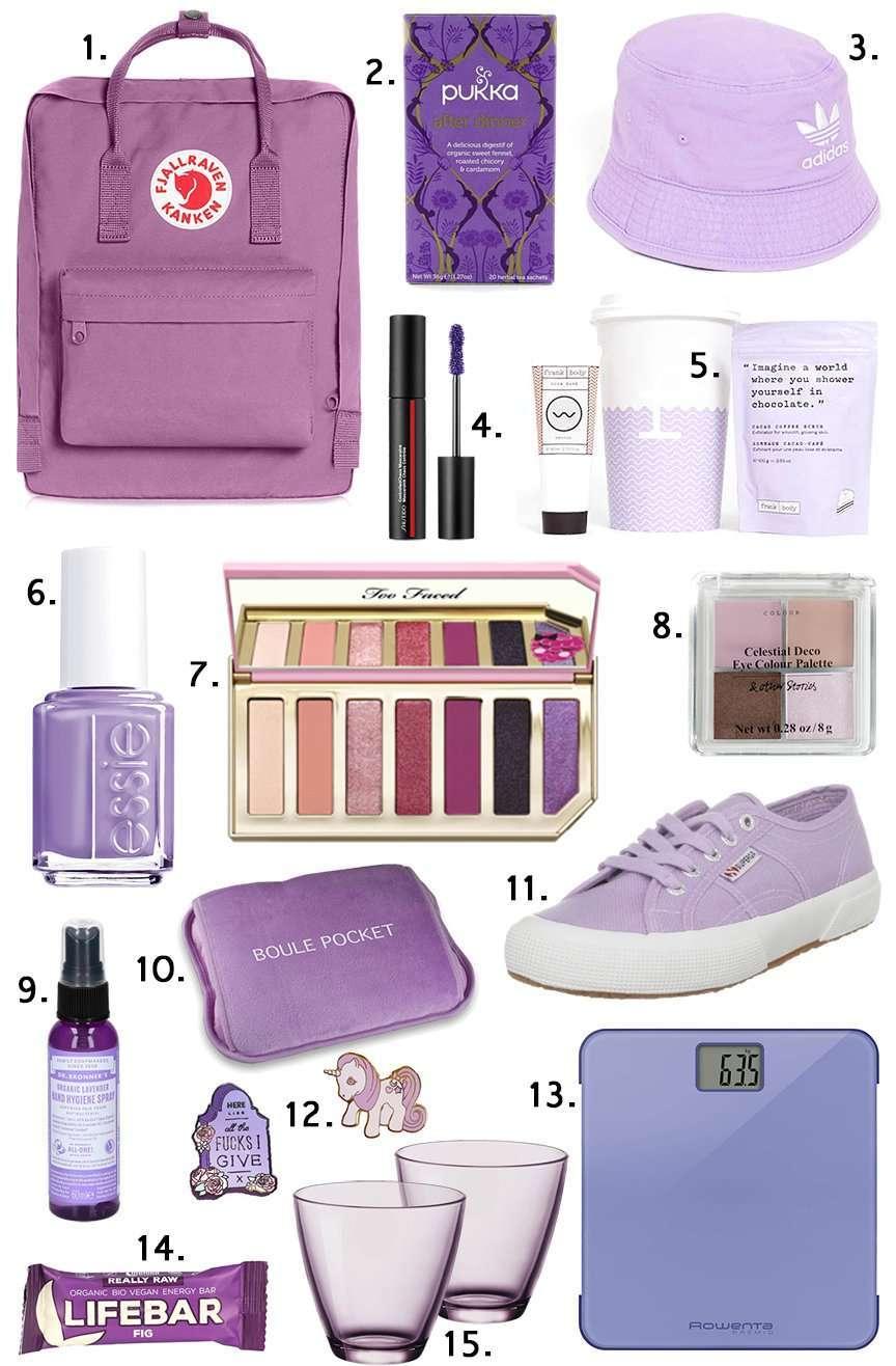 La moda del lilla Shopping