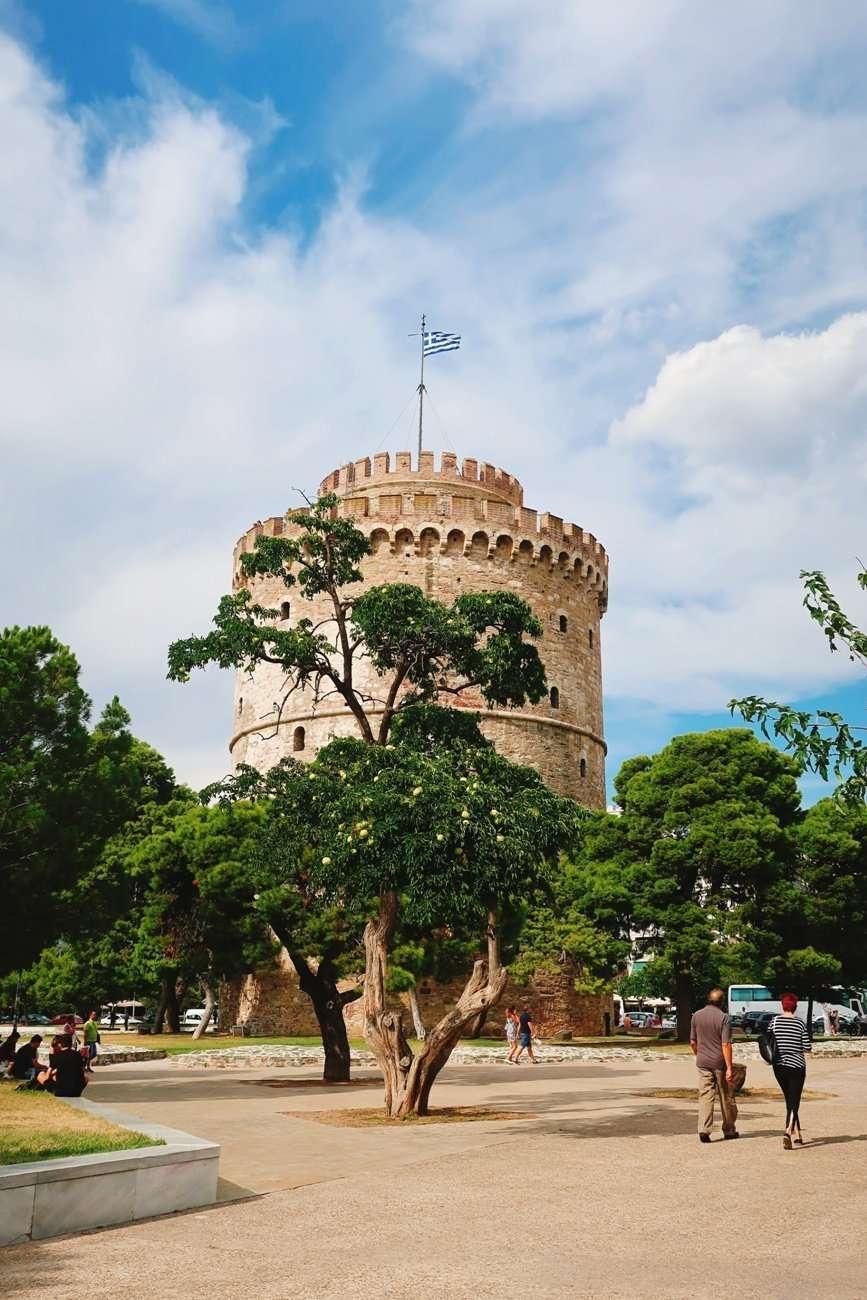 Cosa vedere a Salonicco Grecia
