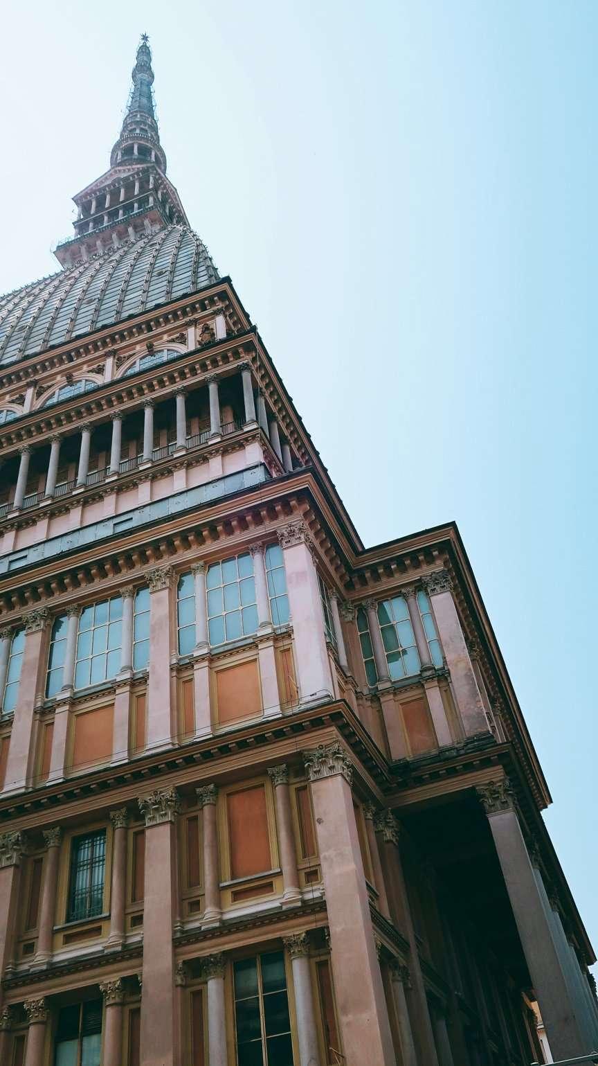 cose da fare sempre a Torino: la mole antonelliana