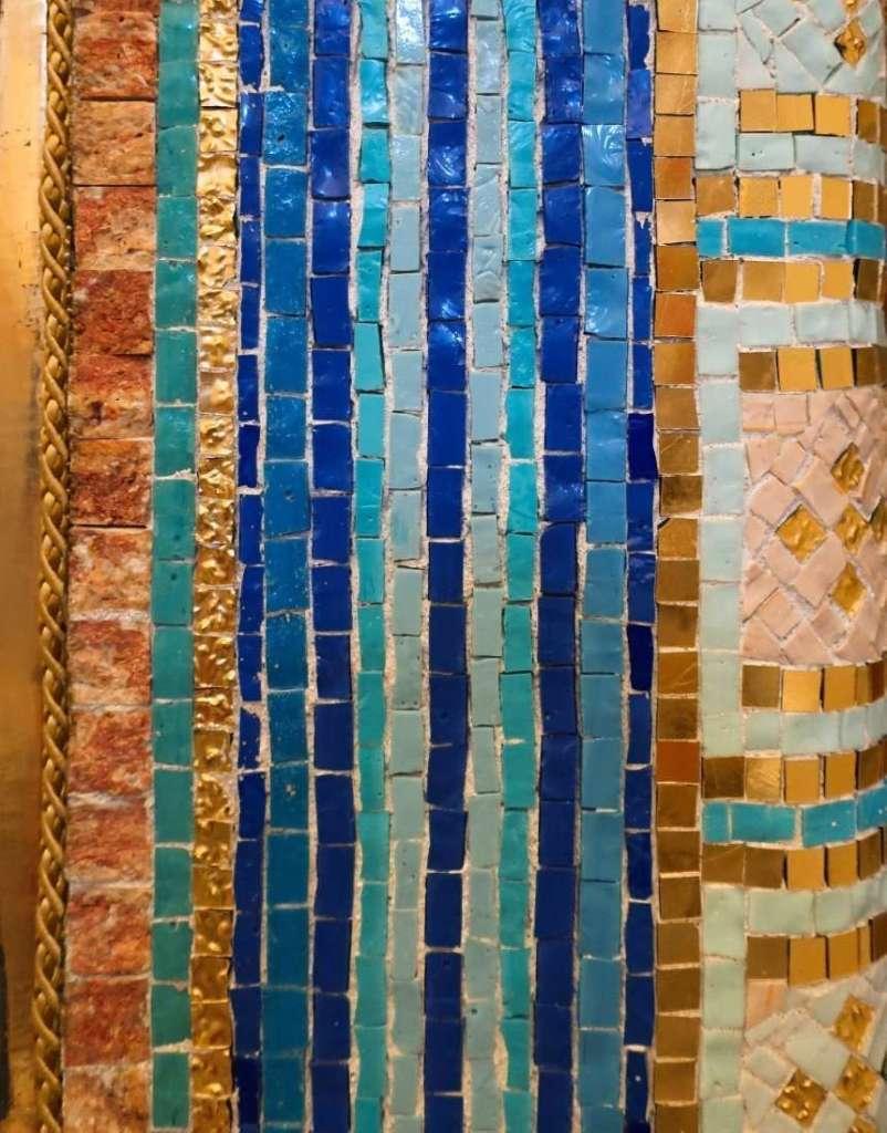mosaico a san demetrio corone