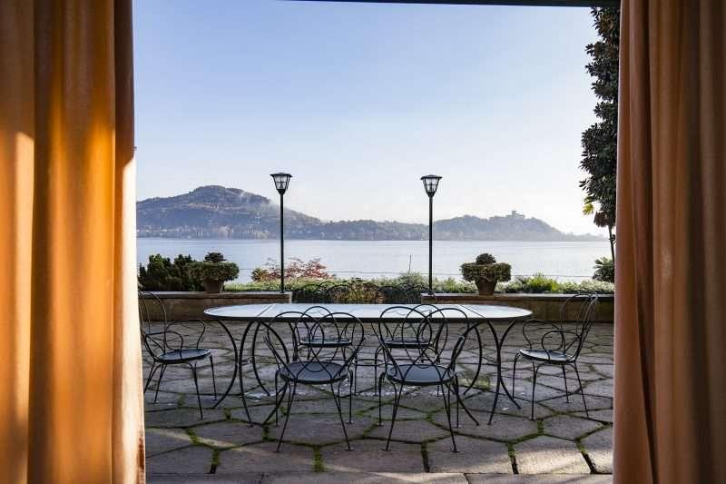 villa mondadori lago maggiore