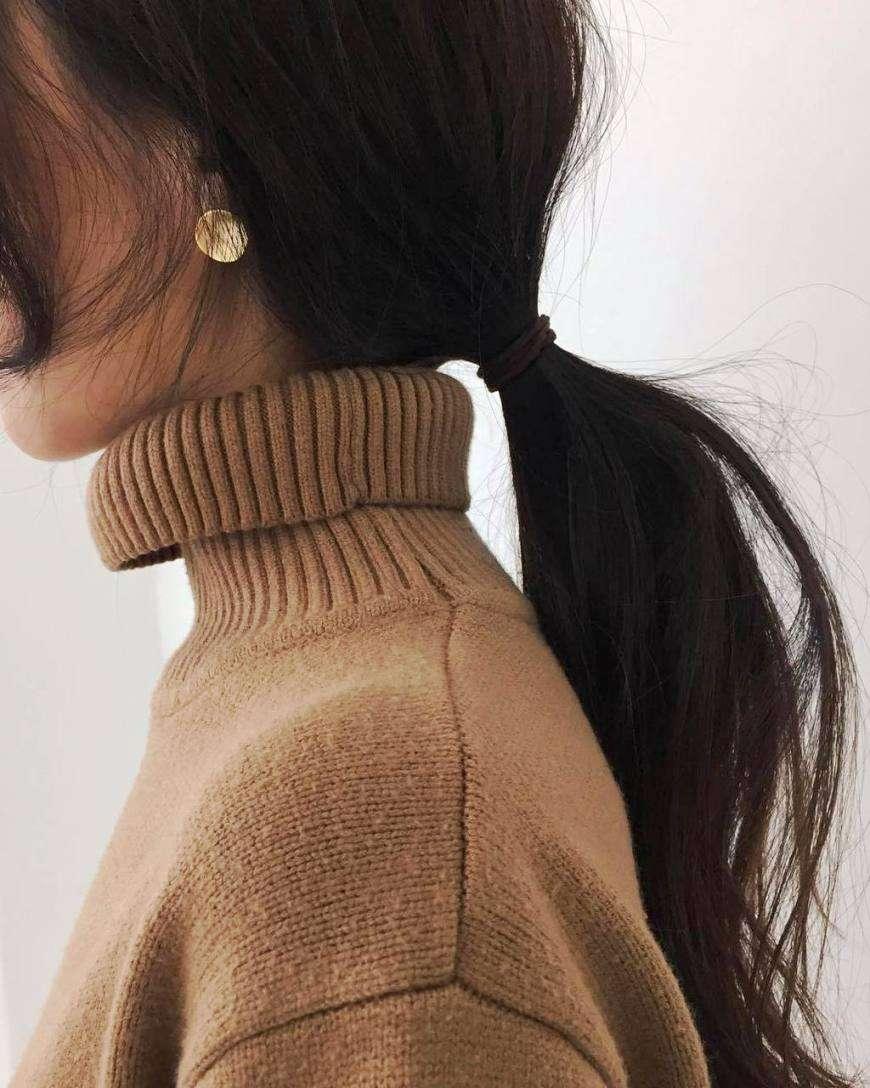 maglione cammello