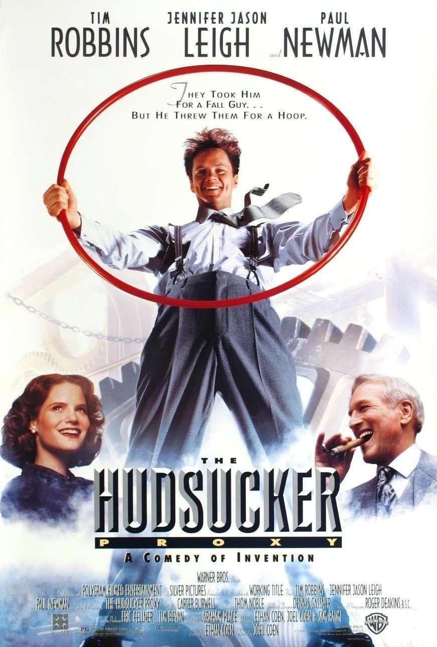 Film Mr. Hula Hoop - The Hudsicker