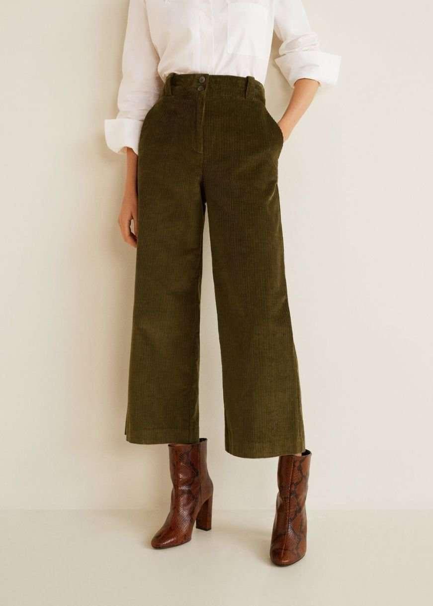 pantaloni per il mood autunnale