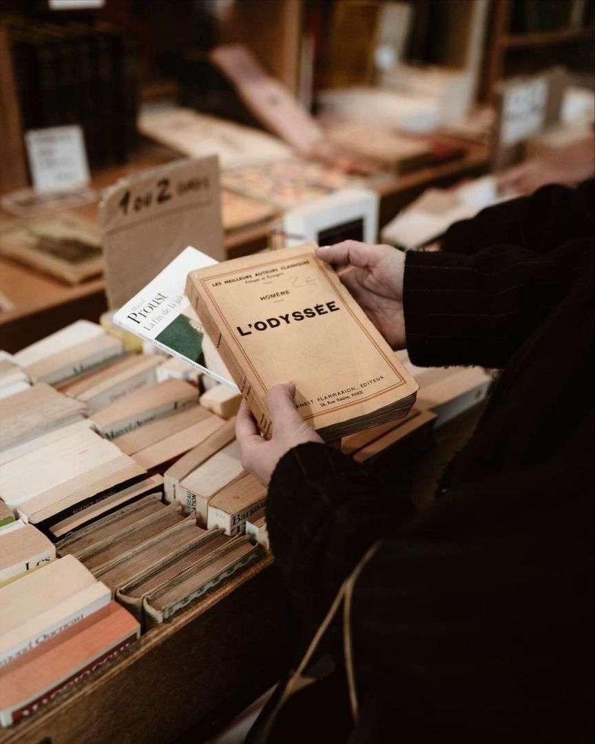 mercatino di libri
