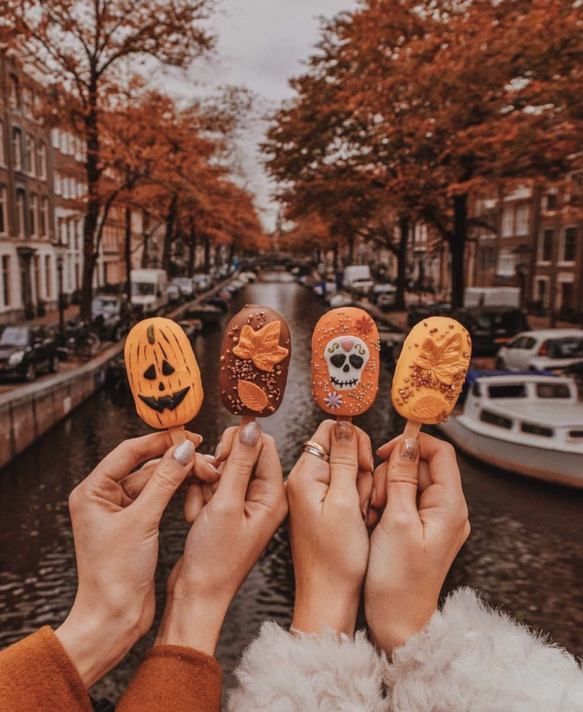 Halloween ad Amsterdam