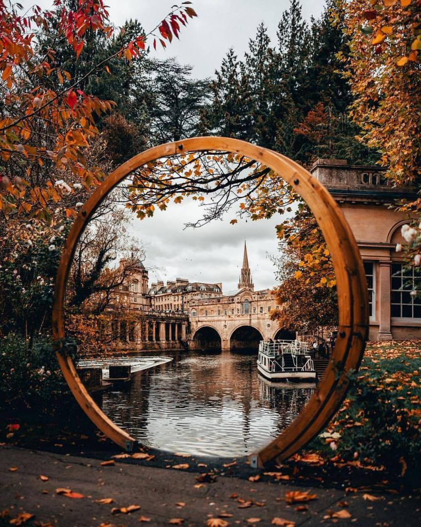 Bath per un Weekend in autunno