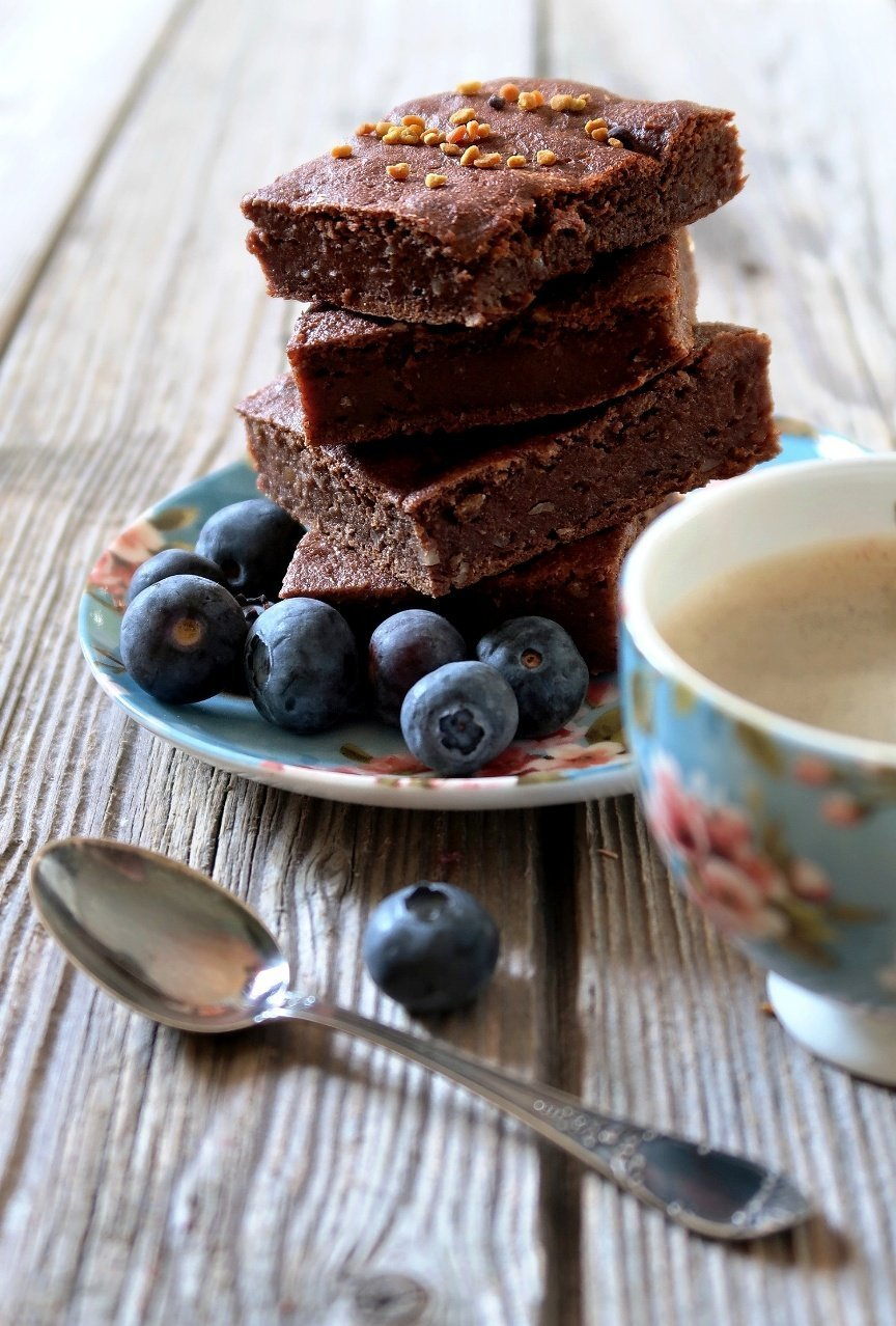 brownies con le patate dolci