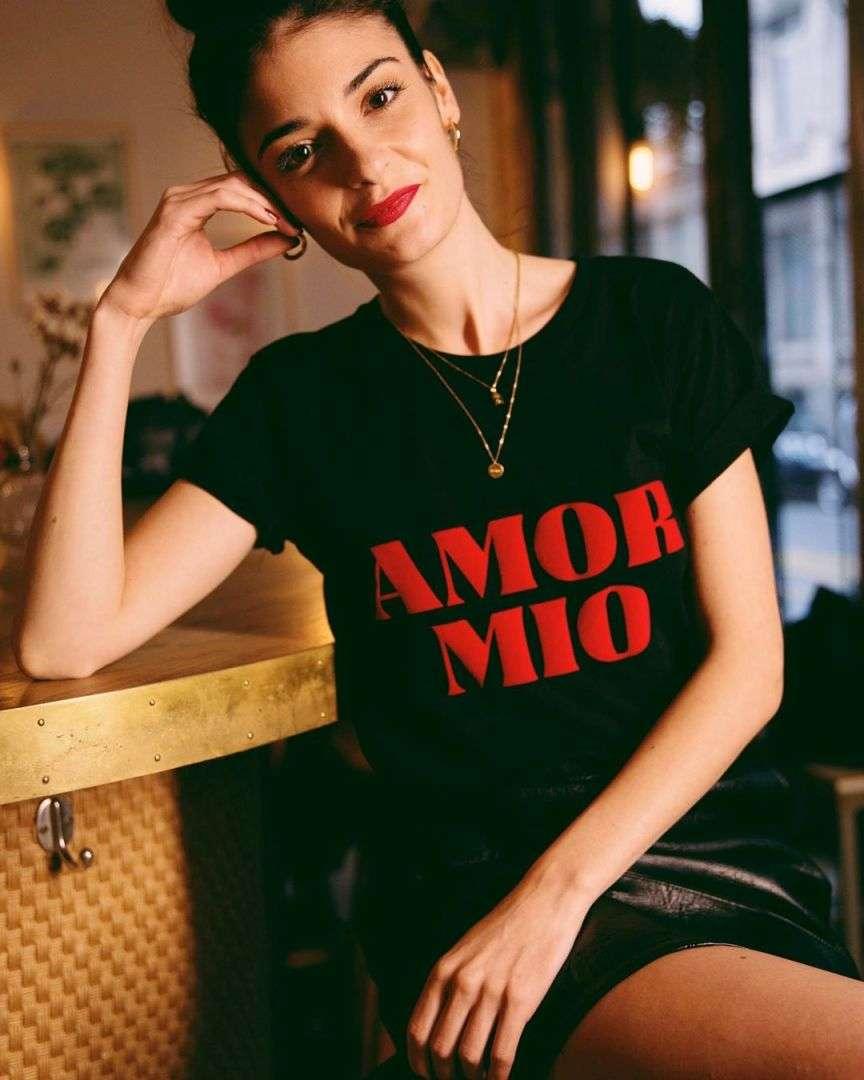maglietta amor mio