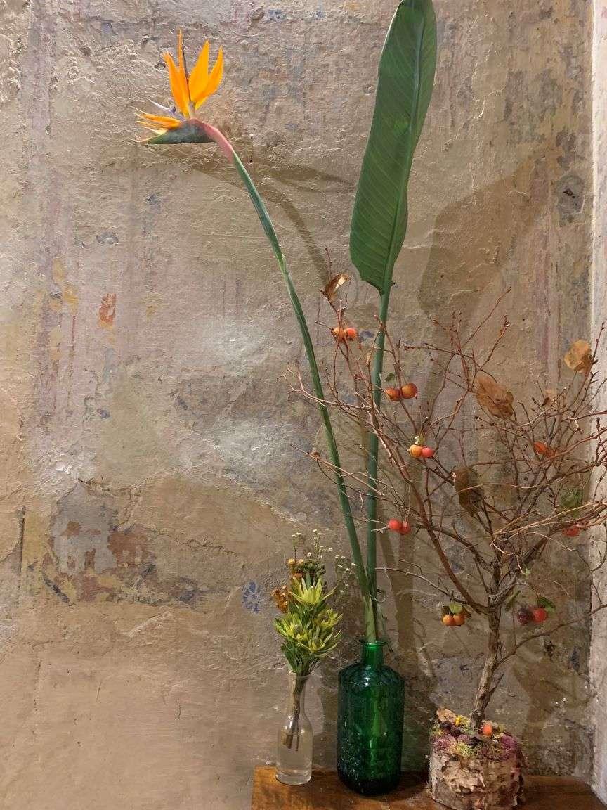 locali fioriti di Milano