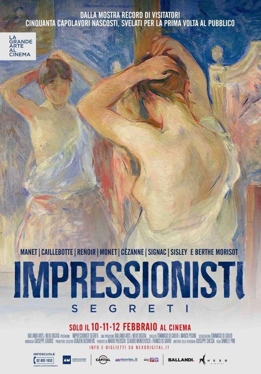 Impressionisti al cinema