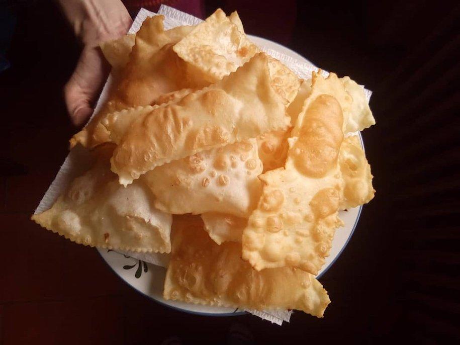 torta fritta gnocco fritto