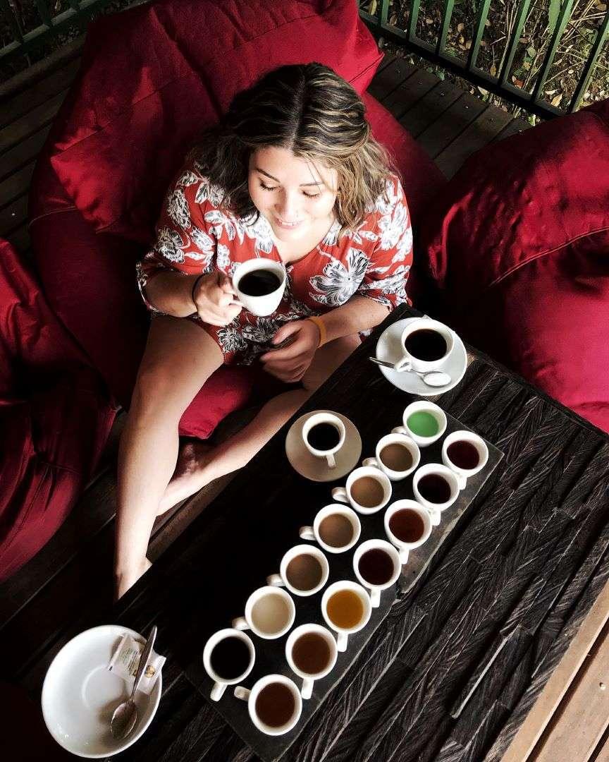 caffè in Indonesia