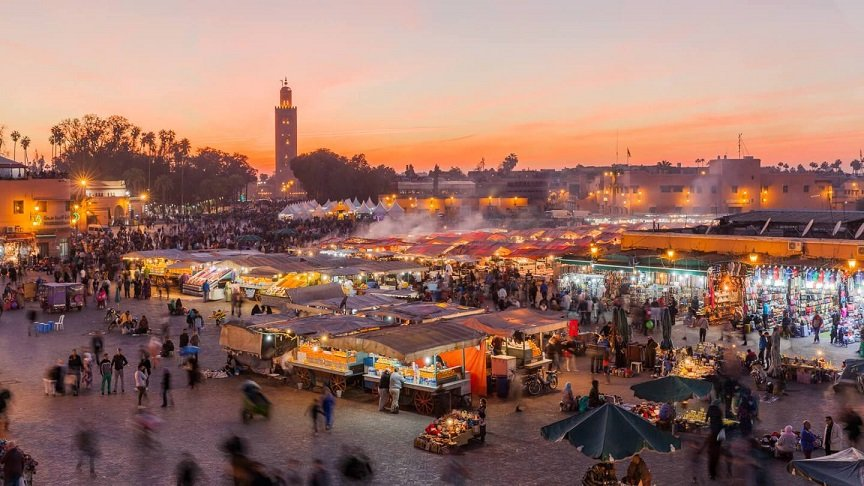 Cosa fare Marrakech