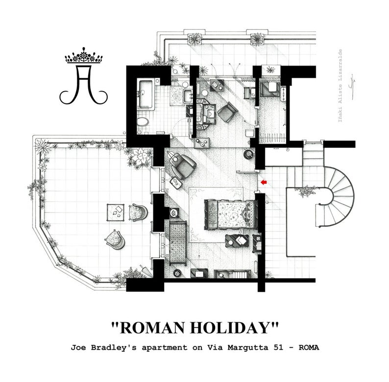 appartamento vacanze romane
