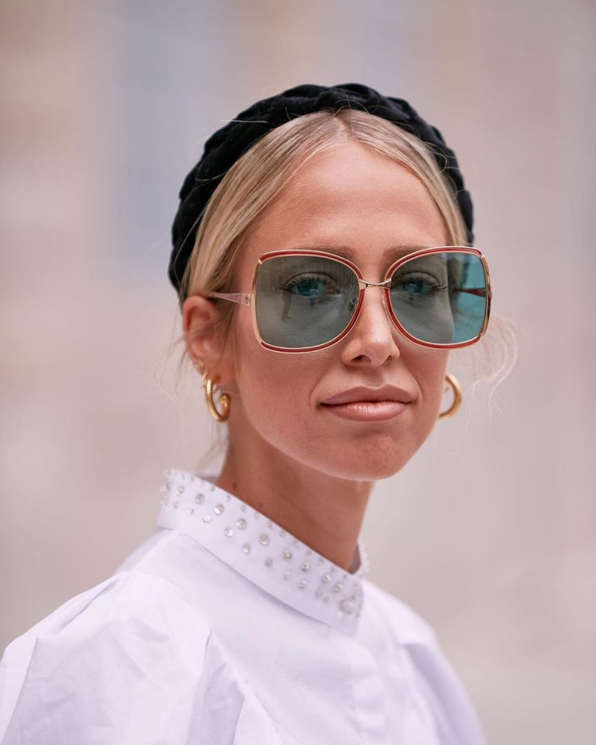 occhiali da sole che vanno di moda