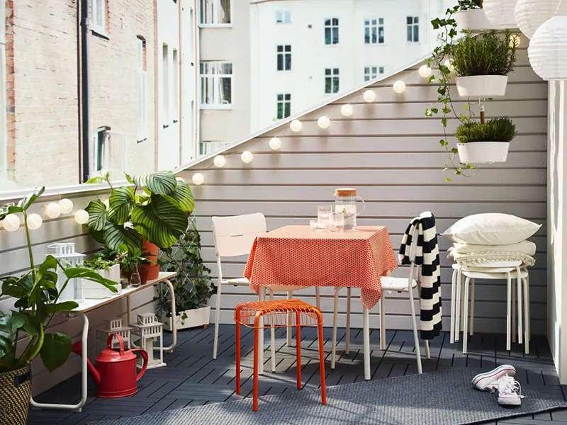 pavimento per balcone