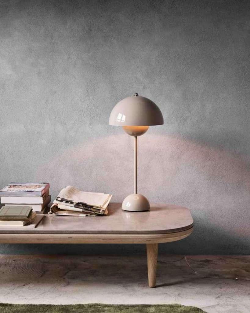 lampade design flowerpot panton