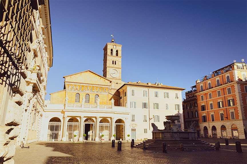 Piazza Santa della Basilica