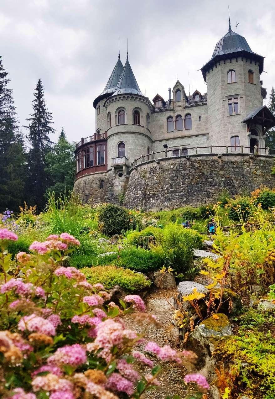 castello savoia gressoney