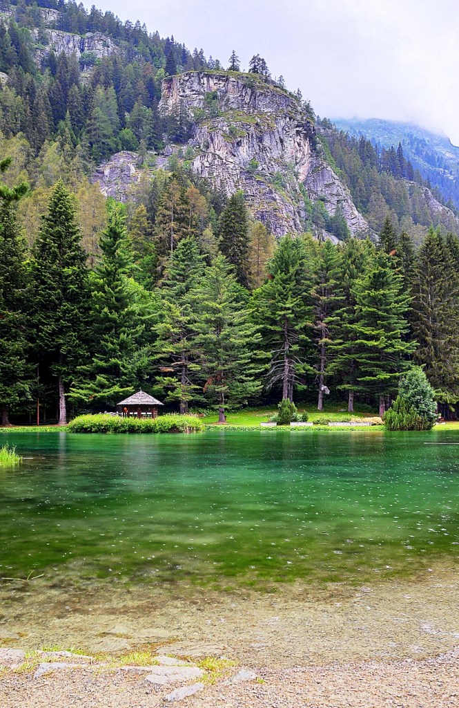 lago gover valle aosta
