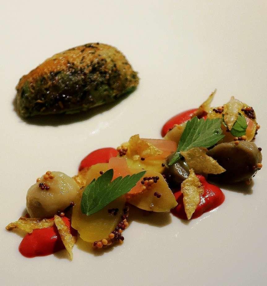 quaglia e patate
