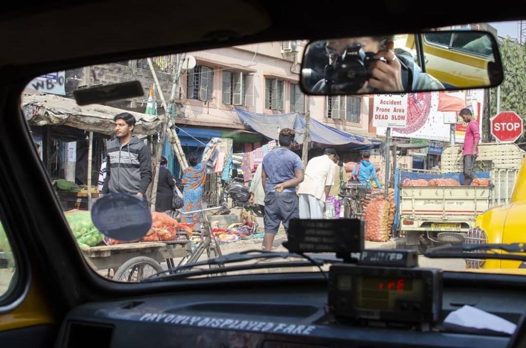 viaggio in taxi