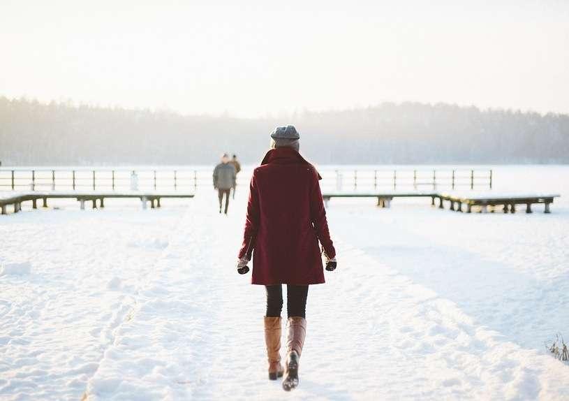 cappotti caldi inverno