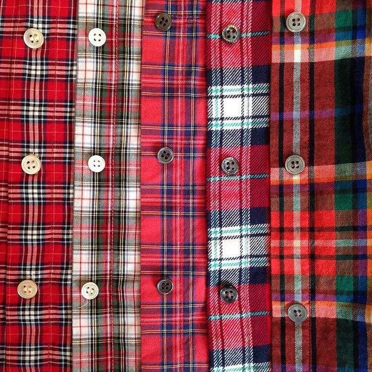 tartan preppy style