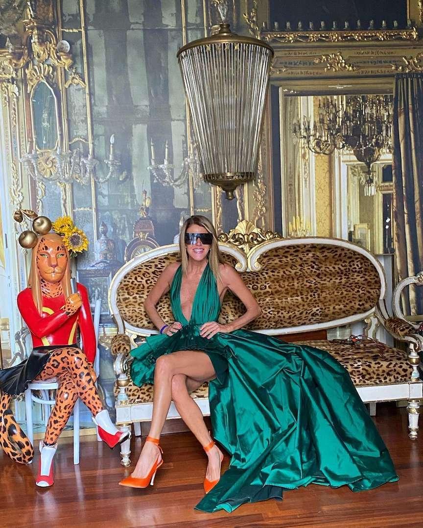 moda sobrietà anna dello russo