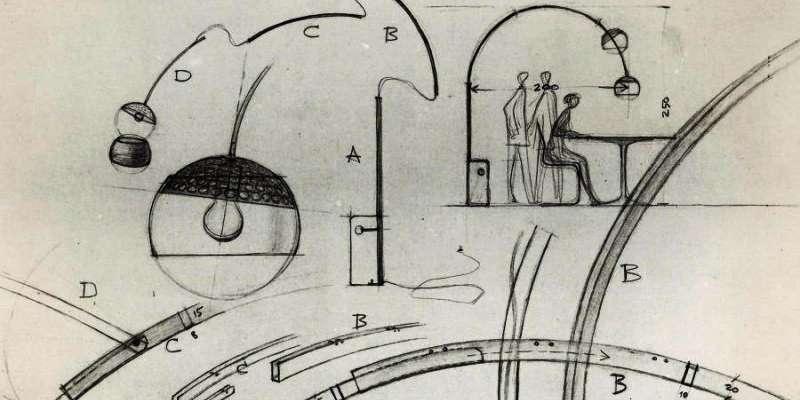 lampada arco disegni