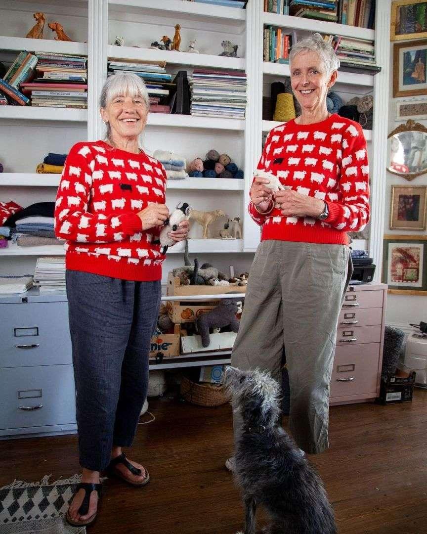 Joanna Osborn e Sally Muir - Warm & Wonderful oggi