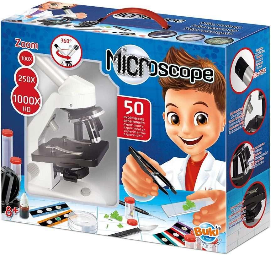 microscopio regalo senza genere