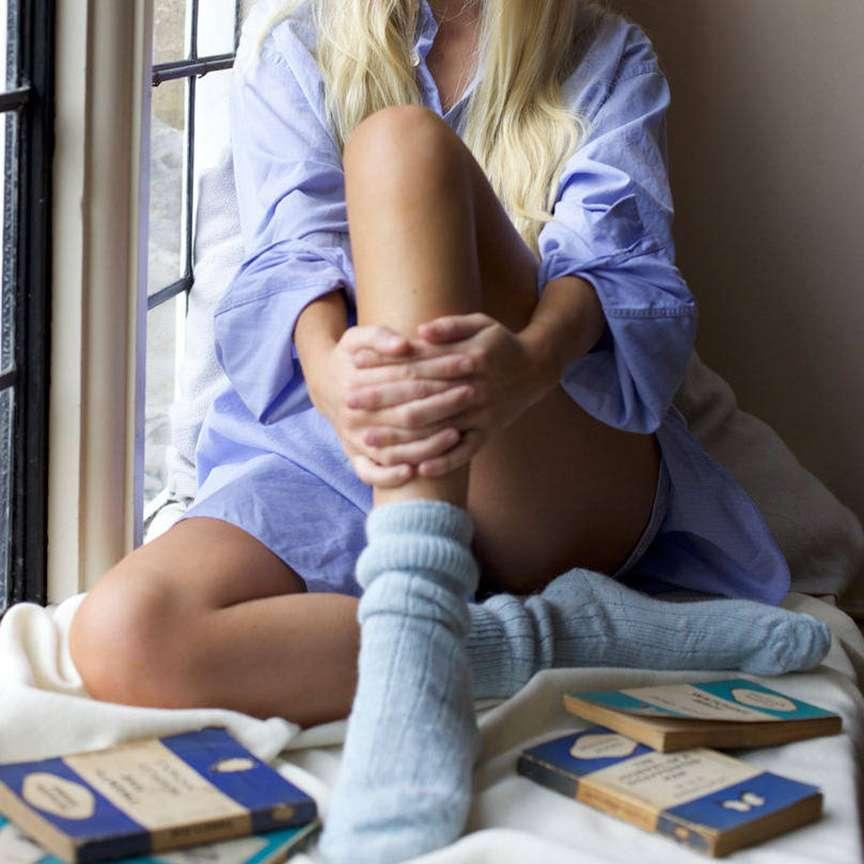 I migliori calzini caldi da tenere in casa